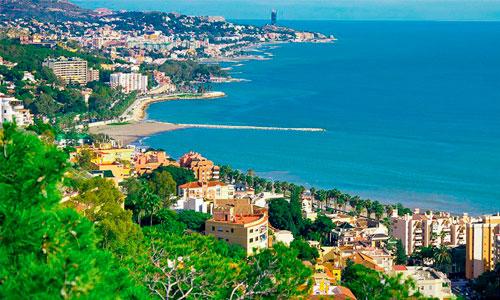 Propiedades en España<br />La costa del sol